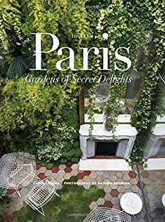 Book Cover: In & Out of Paris: Gardens of Secret Delights