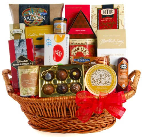 Wine.com Simply Indulgent Gift Basket