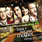 How I Met Your Mother Wandkalender 2014