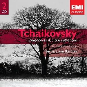 Symphonies Nos 4 5 & 6 (Bril)