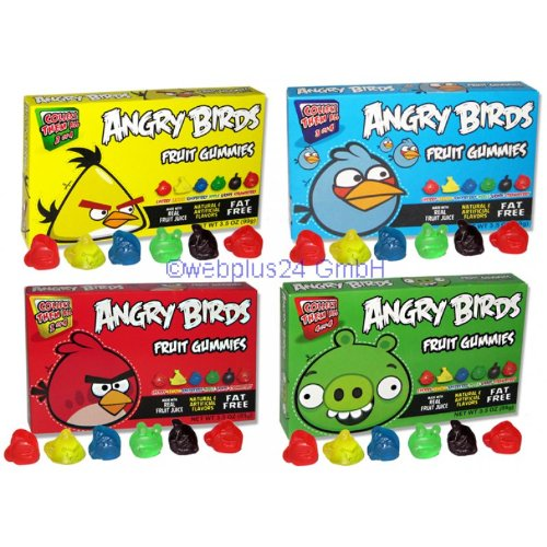 angry birds kuchen selber machen. Black Bedroom Furniture Sets. Home Design Ideas