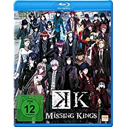 K -Missing Kings [Blu-ray]