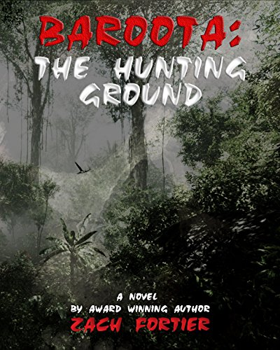 Retired cop gets sucked into one last mission: to rescue victims of sex trafficking… The hunt is on.  Zach Fortier's dark twisted thriller Baroota: The Hunting Ground (The Director Series Book 1)