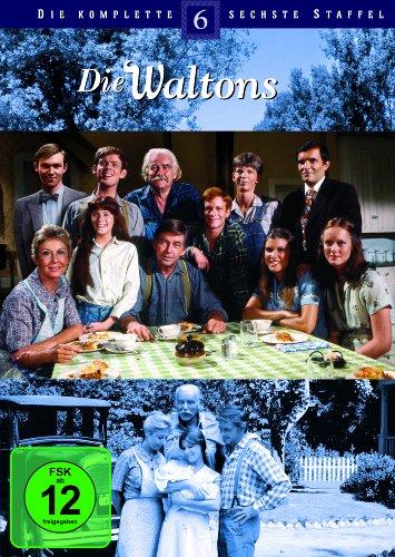 Die Waltons - Die komplette 6. Staffel (6 DVDs)