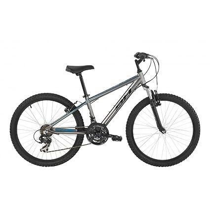Vélo enfant BH SPIKE JUNIOR 21s Alloy gris/bleu 2016