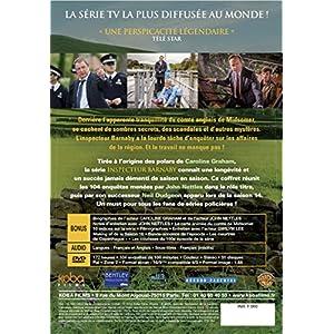 Inspecteur Barnaby - L'intégrale des saisons 1 à 17 - Coffret 56 DVD