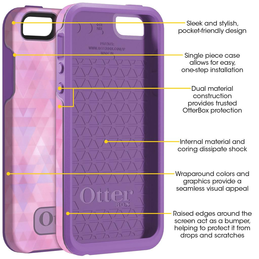 Iphone 5s Cases Clear Otterbox Apple Iphone 5/5s Phone Case