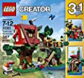 LEGO Creator 31053 Treehouse Adventures Building Kit (387 Piece)