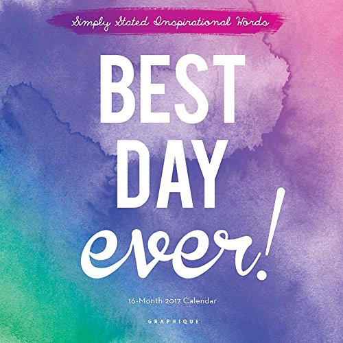 Graphique 2017 Best Day Ever 7