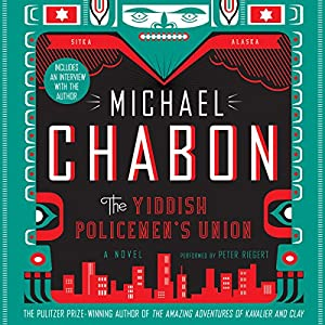 The Yiddish Policemen's Union Audiobook