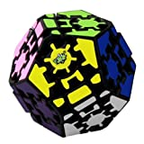 Fuyamp Gear Dodecahedron Brain Teaser Speed Cube Puzzle Toy