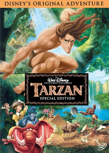 Cover art for  Tarzan (Special Edition)