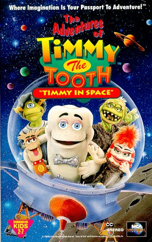 [Timmy in Space [VHS]] (Teeth Movie Online)