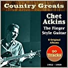 The Finger Style Guitar (Country Greats - 8 Original Albums 1952-1959)