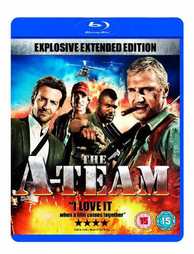 A-team, The Blu-ray