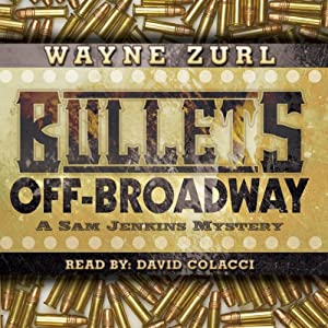Bullets Off-Broadway Audiobook