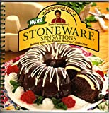 THE PAMPERED CHEF: MORE STONEWARE BAKING SENSATIONS: Baking With The Family Heritage Collection by Doris Christopher (SIMPLY SENSATIONAL Cookbook spiral bound cookbook 97 pages)