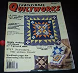 img - for Traditional Quiltworks May-June-July 1989 (Issue Number 3) book / textbook / text book