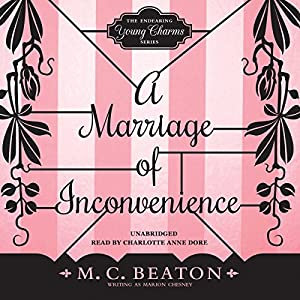 A Marriage of Inconvenience Audiobook