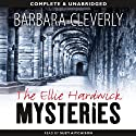 The Ellie Hardwick Mysteries (       UNABRIDGED) by Barbara Cleverly Narrated by Suzy Aitchison