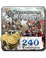Stronghold Kingdoms : 240 Couronnes [Game Connect]
