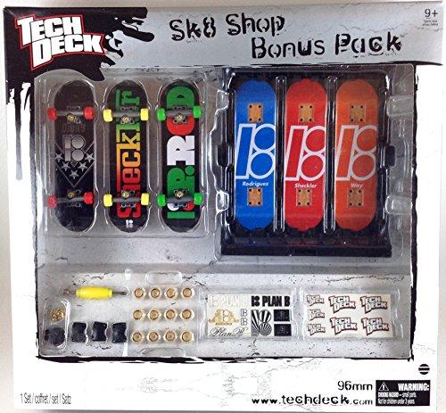 Tech Deck Plan B SK8 Shop Bonus Pack Sheckler Rodriguez Way (Tech Deck Sk8 Shop Bonus Pack compare prices)