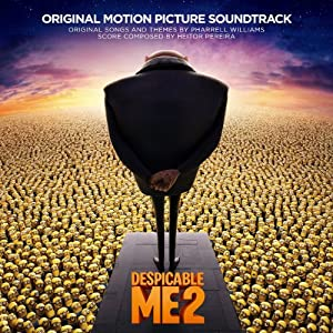 Despicable Me 2 from +180 RECORDS