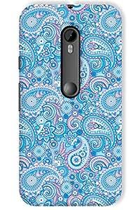 IndiaRangDe Hard Back Cover FOR Motorola Moto G3 (3rd Gen)