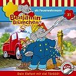 Benjamin als Feuerwehrmann (Benjamin Blümchen 31) | Elfie Donnelly