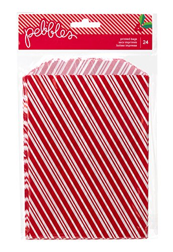 Pebbles Home for Christmas Printed Treat Bags