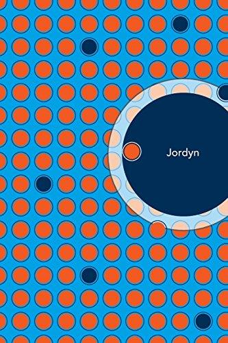 Etchbooks Jordyn, Dots, Blank