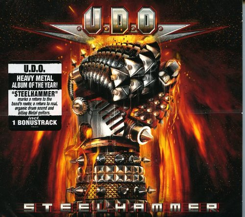 Udo - Steelhammer [Limited Edition] - Zortam Music