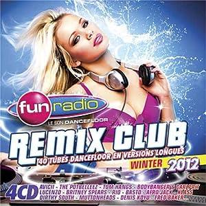 Fun Remix Club Winter 2012