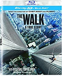 The Walk (3D Blu-ray + Blu-ray + UltraViolet)