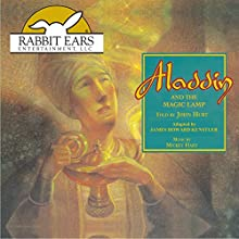 Aladdin Audiobook by James Kunstler Narrated by John Hurt