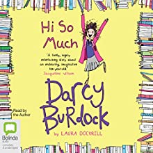 Hi So Much Audiobook by Laura Dockrill Narrated by Laura Dockrill