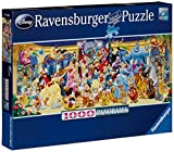 Ravensburger 15109 - Disney Gruppenfoto - 1000 Teile Panorama Puzzle