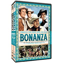 Bonanza: The Official Complete Fourth Season