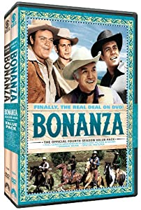 Bonanza: The Complete Fourth Season from Spelling Entertainme