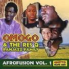 Afrofusion, Vol. 1 (Ghetto Hope Mix)