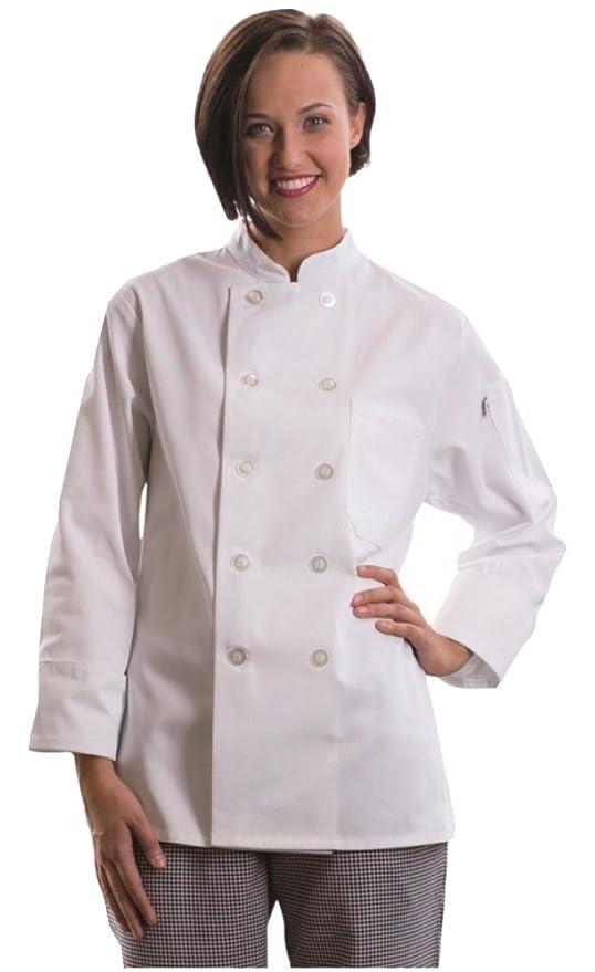 Female Chef Coat