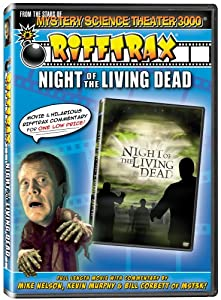 "Cover of ""Rifftrax: Night of the Living D..."