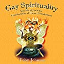 Gay Spirituality: The Role of Gay Identity in the Transformation of Human Consciousness (White Crane Spirituality Series) Audiobook by Toby Johnson Narrated by John Sipple