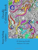 Doodle Coloring Book Vol 2 Penny Farthing Graphics