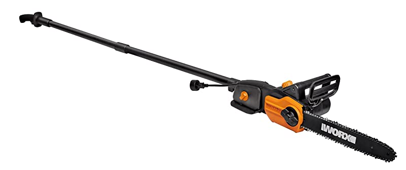 WORX WG309 Electric Pole Saw, 10-Inch via Amazon