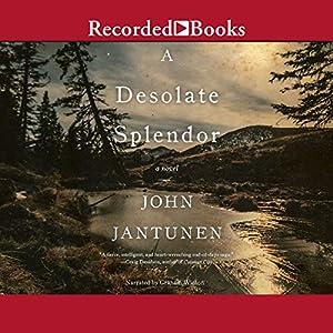 A Desolate Splendor Audiobook