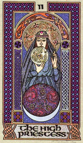 The Celtic Tarot: Courtney Davis: 9780850309201: Amazon