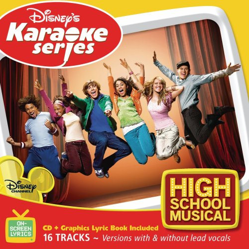 Disney's Karaoke Series: High School Musical [ENHANCED] [KARAOKE]