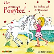 Ein Einhorn auf der Roseninsel (Hier kommt Ponyfee 17) | Barbara Zoschke