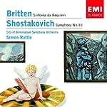 Sinfonia Da Requiem/Symphony No. 10 (...